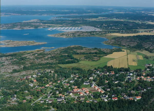 LIlleby from above